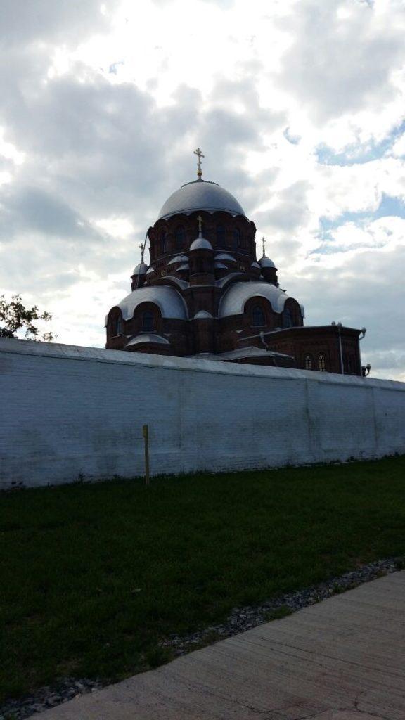 Остров-град Свияжск!